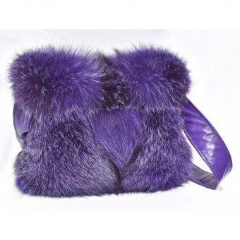 Handbag Violetta Fox